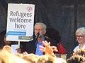 Refugees Welcome Demo London Saturday September 12 2015 149 Jeremy Corbyn (21373395111).jpg