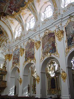 Stiftskirche zur Alten Kapelle (Regensburg) – Wikipedia