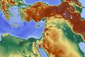 Relief map Greece, Anatolia, Egypt and Mesopotamia.png