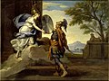 René-Antoine Houasse - Story of Minerva - Minerva Giving her Shield to Perseus, 1697.jpg