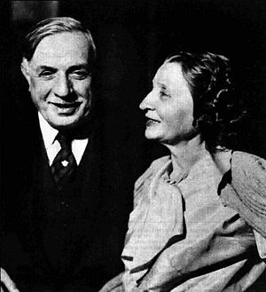 Renato Simoni - Renato Simoni and Emma Gramatica, 1930 ca.