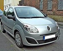 Renault Twingo Wikipedia