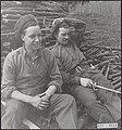 Reportage uit het wapendepot in Soest, waar de Duitsers hun wapens moeten inleve, Bestanddeelnr 120-0848.jpg