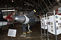 Republic XF-84H Thunderscreech LSideFront R&D NMUSAF 25Sep09 (14577442726).jpg