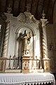Retable de la chapelle Saint Laurent de l'église Saint-Denis (Pierrefitte-en-Auge, Calvados, France).jpg