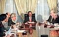 Reunión de gabinete 2 jul 1997.jpg
