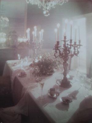 Gertrude Rhinelander Waldo House - Image: Rhinelander Mansion de Evia Dining Room