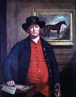 Richard Tattersall Founder of the racehorse auctioneers Tattersalls