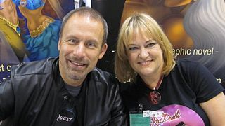 Wendy and Richard Pini