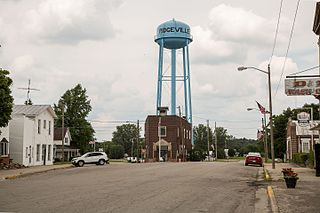 Ridgeville, Indiana Town in Indiana, United States
