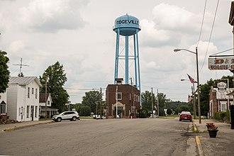 Ridgeville, Indiana - Image: Ridgeville, Indiana