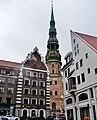 Riga Petrikirche Turm 2.JPG