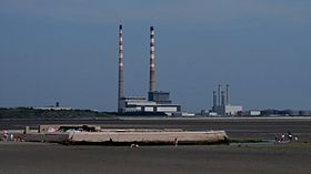 Image illustrative de l'article Centrale thermique de Poolbeg