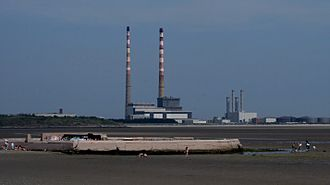 ESB Group - Poolbeg Generating Station Ringsend, Dublin