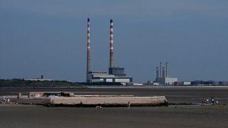 ESB Group - Poolbeg Generating Station Ringsend, Dublin