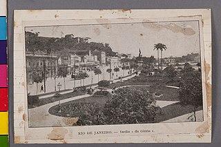 Rio de Janeiro - Jardin da Gloria
