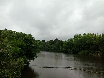 River Malathi near Bheemanakatte in Thirthahalli taluk.jpg