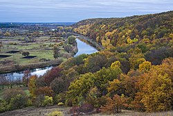 River and forest in the fall October.jpg