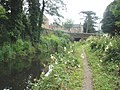 Road bridge, over Cromford Canal, near Whatstandwell - geograph.org.uk - 1409023.jpg