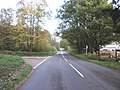 Road junction, on Kenton Common - geograph.org.uk - 1575236.jpg