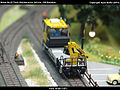 Robel Bullok BAMOWAG 54.22 Track Maintenance Vehicle - DB Bahnbau Kibri 16100 Modelismo Ferroviario Model Trains Modelleisenbahn modelisme ferroviaire ferromodelismo (11696750236).jpg