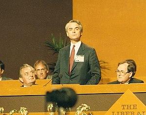 Bob Maclennan, Baron Maclennan of Rogart - Image: Robert Mac Lennan 1987