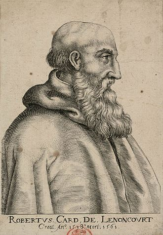 Robert de Lenoncourt - Image: Robert de Lénoncourt