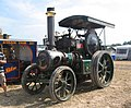 Robey traction engine Great Dorset Steam Fair.jpg