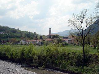 Rocchetta Ligure Comune in Piedmont, Italy