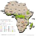 Rohstoffvorkommen auf dem afrikanischen Kontinent 2009 - HBS - wikiversion.png