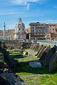 Roma - Foro Traiano e via Alessandrina.jpg