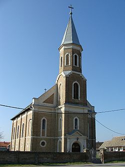 Roman Catholic Church in Jagodnjak.JPG