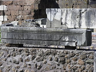 Roman Forum inscriptions.jpg
