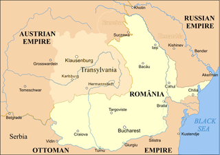 Principality of Transylvania (1711–1867) former principality in Central Europe (1711-1867)