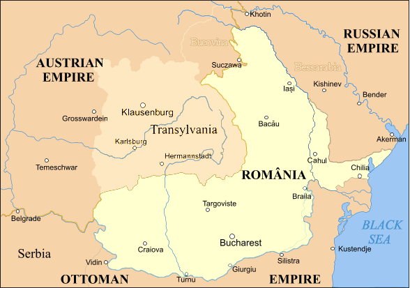 Romania 1859-1878
