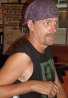 Ein australischer Musiker