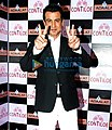 Ronit Roy at Sony TV serial Adaalat's 400 episodes celebration.jpg