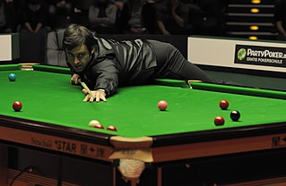 Century break Achievement in snooker