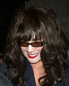 Ronnie Spector in 2010
