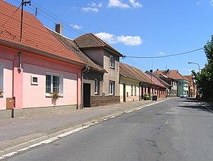 Ronov nad Doubravou - Image: Ronov nad Doubravou, Čáslavská str 2