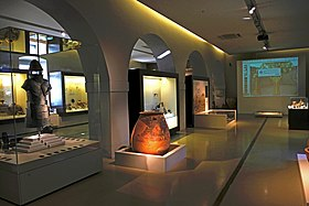 Rooms of Archaeological Museum of Nafplio 01.jpg
