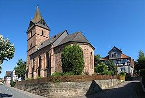Rosenthal, Hesse - The Church in Rosenthal