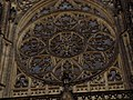 Rosetón de Catedral de San Vito, Praga.jpg