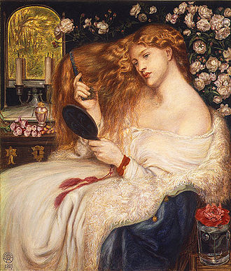 Lady Lilith - Image: Rossetti lady lilith 1867