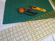 Quilting - Wikipedia : tools needed for quilting - Adamdwight.com