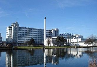 Van Nelle Factory - Image: Rotterdam van nelle fabrieksterrein