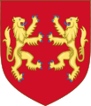 Royal Arms of England (1189-1198).svg