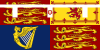 Royal Standard of Prince Edward, Earl of Wessex.svg