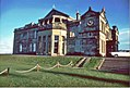Royyal and Ancient Club House-St. Andrews, Scotland-1977.jpg