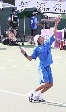 Ruben ramirez hidalgo 2007 australian open r1
